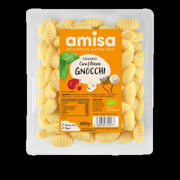 Amisa Organic Gluten Free Gnocchi