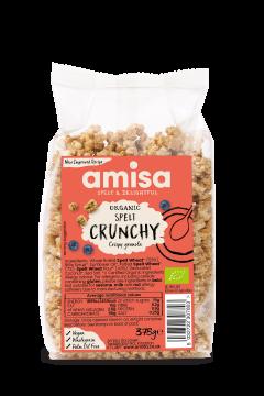 Amisa Organic Spelt Crunchy
