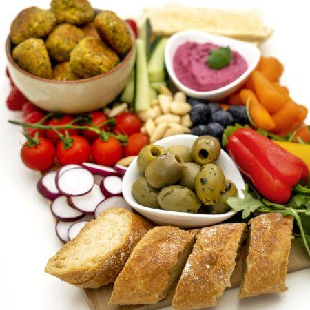 amisa organic Vegan Charcuterie Board (Gluten Free)